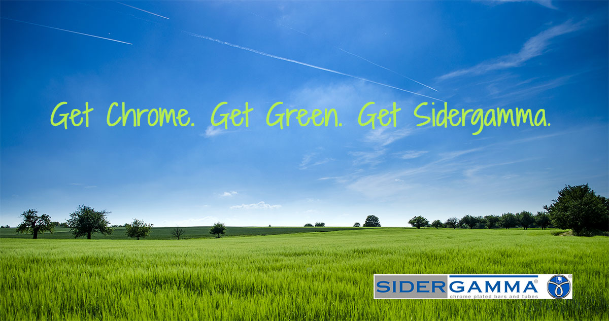 Sidergamma: Passion for Green Steel
